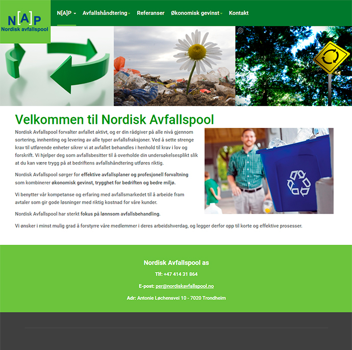 Nordisk Avfallspool as